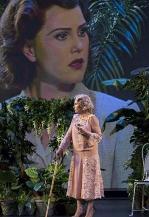 The two leads – Eryn Jean Norvill and the wickedly good Robyn Nevin – are spellbinding.