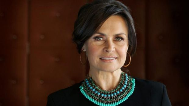 The thinking man's thinking woman: Lisa Wilkinson is on <i>Q&A</i>.