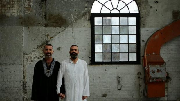 DJ's Paul Mac (left) and Johnny Seymour (right) at Carriageworks. Paul Mac and Johnny Seymour will be DJing at the Day ...