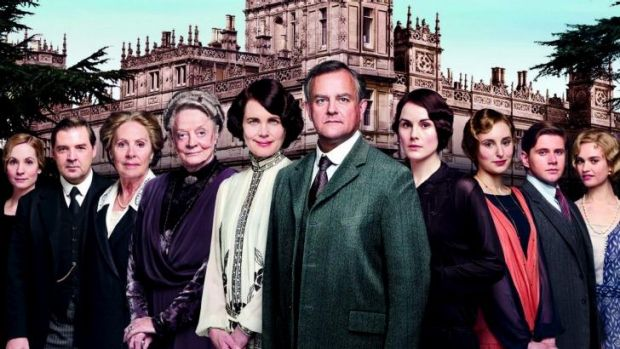 Hats and frocks: More than mere period styling, Downton has the soul of a true historical drama.