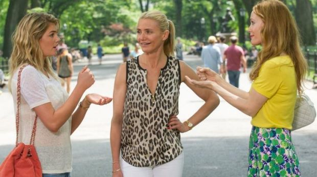 Cameron Diaz in <i>The Other Woman</i>.