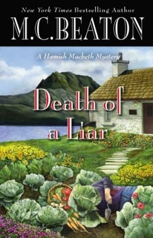 Death of a Liar by By M.C. Beaton.