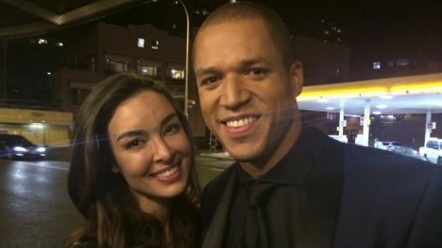 Laurina Fleure was unimpressed with her 'dirty street pie' date with Blake Garvey.