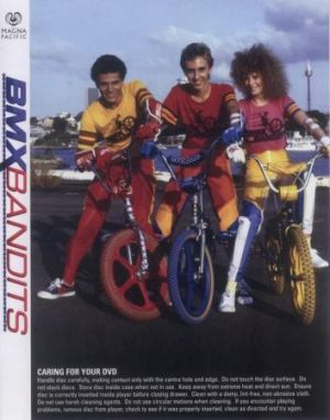 BMX Bandits which starred Nicole Kidman (right).
