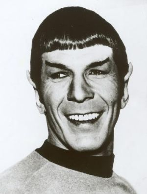 """Leonard Nimoy: """"In Spock, I finally found the best of both worlds: to be widely accepted in public approval and yet be ..."""