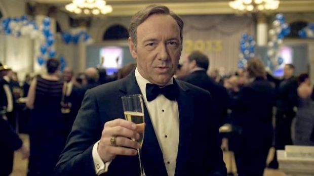 There's a reason <i>House of Cards</i> is so successful, even though it doesn't rely on pushing lots of wow moments on ...
