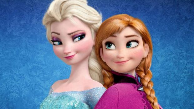 The hit Disney film <i>Frozen</i> is one of the flagship Netflix shows.