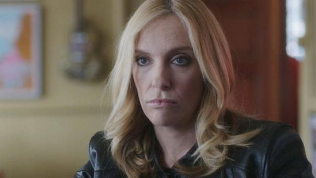 Toni Collette as Ellie in <i>Lucky Them</i>.