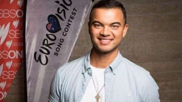 Mixed reaction to the announcement of Guy Sebastian as Australia's representative at Eurovision 2015.