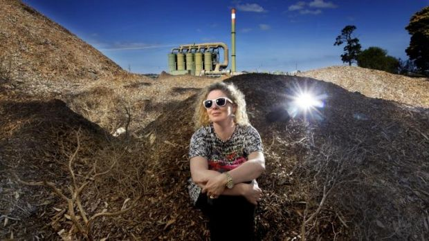 Bindi Cole Chocka says the Western Treatment Plant in Werribee is 'a great opportunity to put yourself in a situation ...