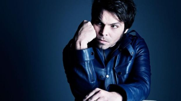 Gaz Coombs' gloomy ruminations are a far cry from Supergrass' infectious guitar-based pop.