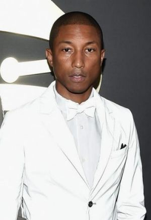 Pharrell Williams says he wrote the hit song on his own.