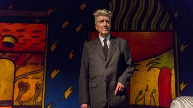 Artist David Lynch at the opening of his exhibition: Between Two Worlds at Gallery of Modern Art (GOMA) on March 13, ...