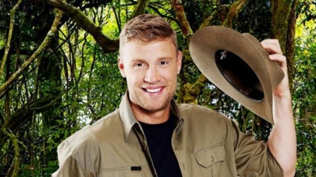 English cricketer Freddie Flintoff has won <i>I'm A Celebrity Get Me Out of Here</i>.