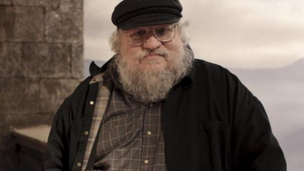 George RR Martin: staying home to write <i>Winds of Winter</i>.