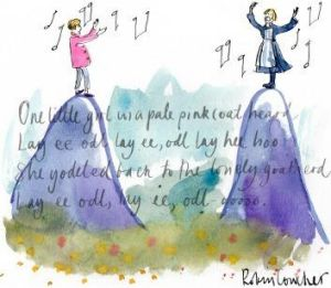 Illustration: Robin Cowcher.