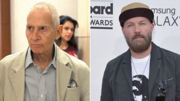 Mix-up: Robert and Fred Durst.