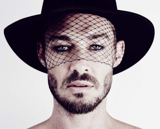 Daniel Johns will perform his first full solo shows as part of Vivid Live. Photo: Harold David.