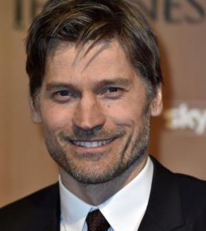 Nikolaj Coster-Waldau at The Tower of London world premiere of t<i>Game of Thrones</i>.