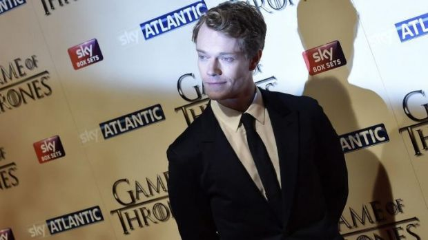 'Shocking scenes without a doubt' says <i>Game of Thrones</i> actor Alfie Allen at the world premiere in London.