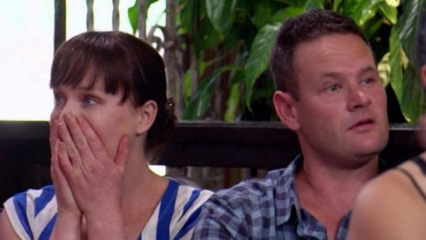The other <i>MKR</i> teams were shocked by the announcement.