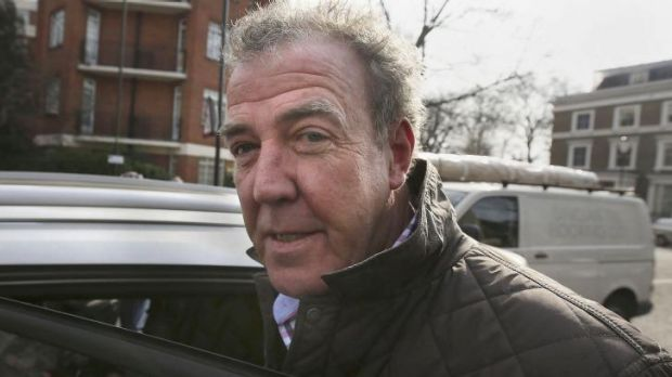Suspended: A decision on Jeremy Clarkson's fate appears imminent.