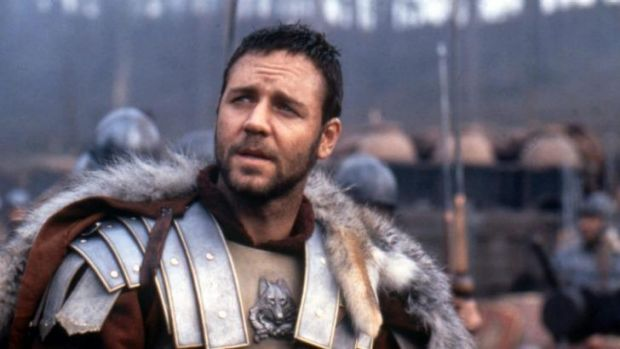 Russ rebuffed ... being overseas while filming <i>Gladiator</i> has been cited as part of the reason Crowe missed out on ...