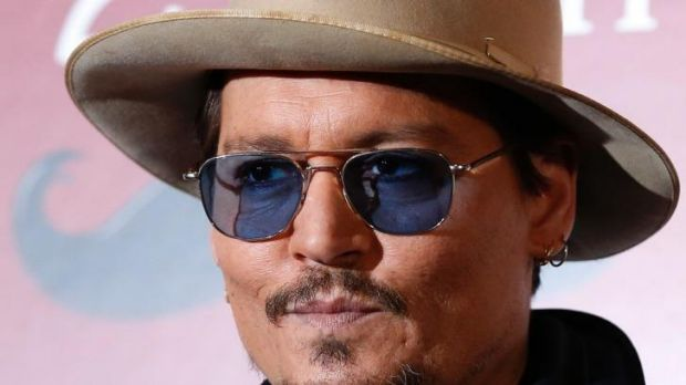 Johnny Depp flew home from the Queensland set on March 10, reportedly to have surgery on an injured hand.