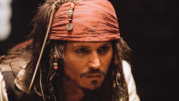 Depp's Captain Jack Sparrow is the central figure in Disney's franchise, which has grossed more than $4.7 billion to date.