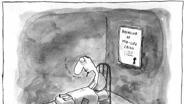 Illustration: Leunig