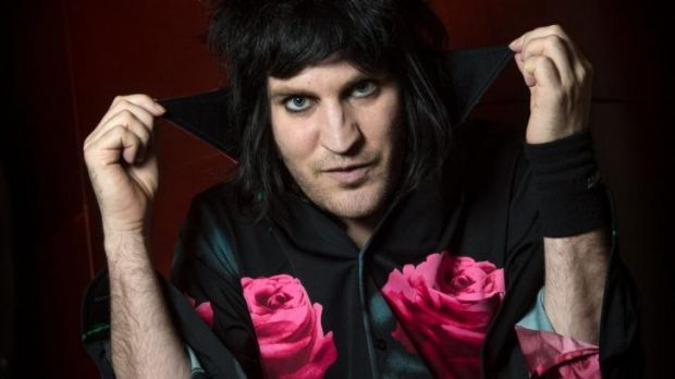 "There was a strange moment when Noel Fielding became ""Chicken Boy""."