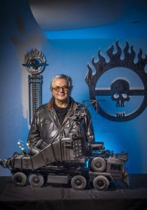 Future shock: It took only minutes for George Miller to be inspired to make <i>Fury Road</i>. It took 12 years to bring ...