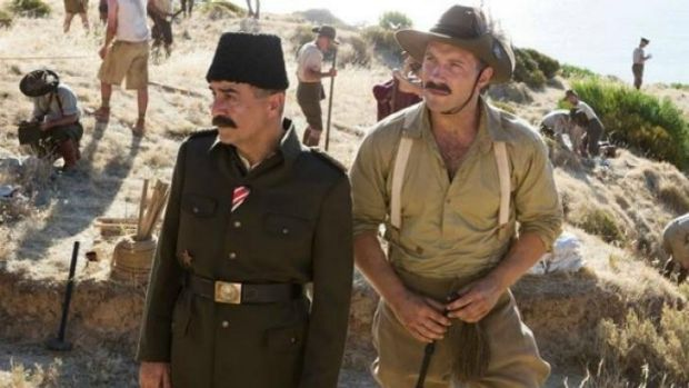 In attempting to see Gallipoli through Turkish eyes, has the film gone too far?