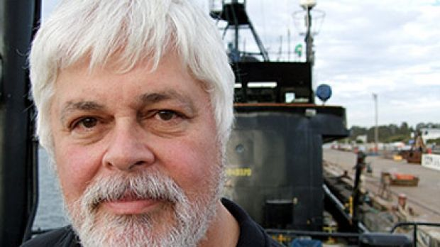Sea Shepherd captain Paul Watson says something must be done to stop Japanese attacks on anti-whaling vessels.