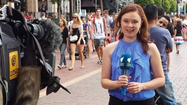 Former SBS journalist Marion Ives lost her job on May 1.
