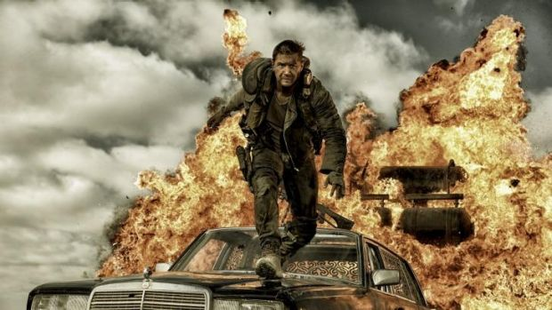 Tom Hardy can't match the surly swagger of Mel Gibson in <i>Mad Max: Fury Road</i>.
