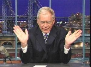 David Letterman's frank admission of affairs with female staffers gained his fans' approval.