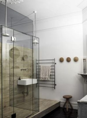 The Bathroom Of Whiting Architects Kerferd House
