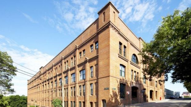 Location: Screen Australia, which has its headquarters in this former warehouse building in Ultimo, has had its funding ...