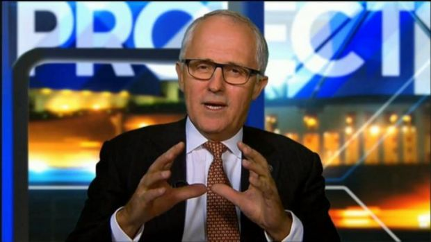 Malcolm Turnbull was grilled on <i>The Project</i> about domestic violence.