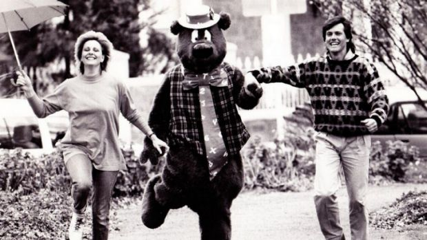 Humphrey B. Bear in the 1980s. The character may be animated in a revamped version of the show.