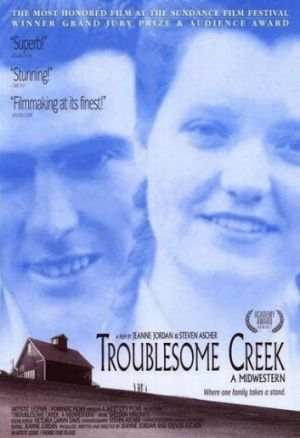 A poster for the film <I>Troublesome Creek: A Midwestern.</i>