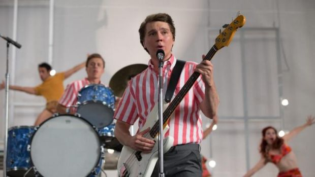 Paul Dano as Brian Wilson in <i> Love and  Mercy.</i>