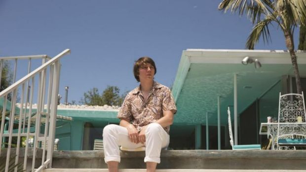 "Brian Wilson, played here by Paul Dano, says <i>Love and Mercy</i> is ""very factual""."