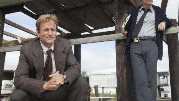 True Detective's Woody Harrelson (left) has been approached to play the coach of the young Australian basketballers.