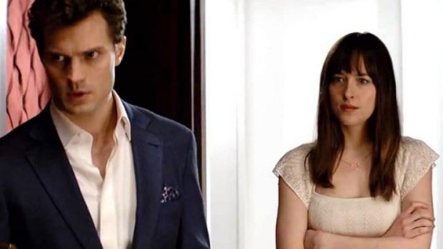 'Utter psychopath': Christian Grey does not fare well in new novel.