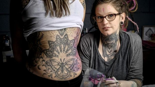 The new normal: why tattoos and piercings have gone mainstream
