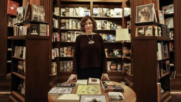 Azar Nafisi's latest book about US society pulls no punches.