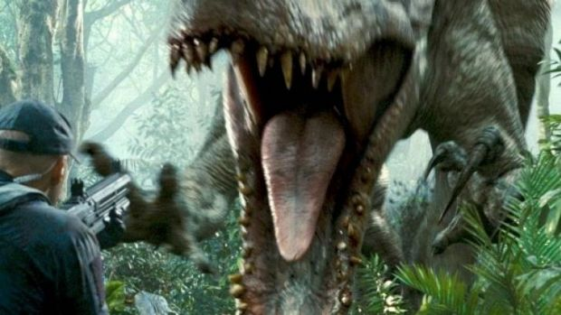 <i>Jurassic World</i> has taken a bite out of the global box office.
