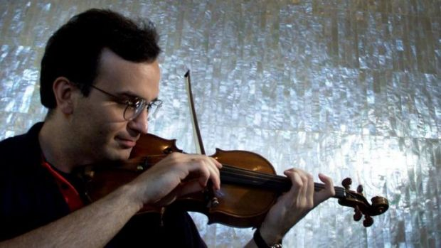"Gil Shaham played with ""majestic mastery"", revealing a  ""benign musical generosity""."